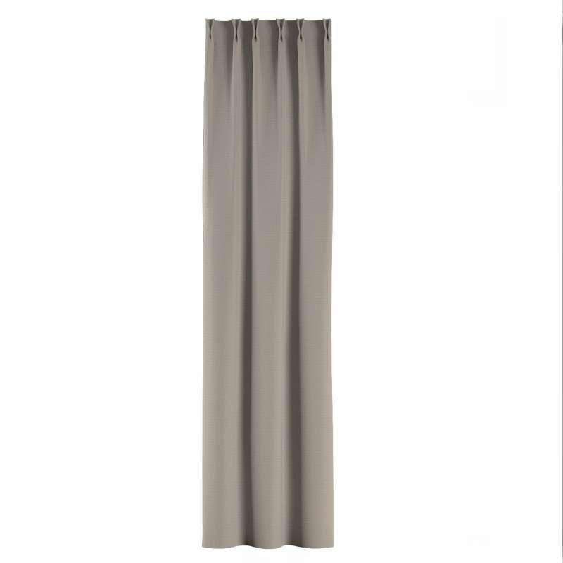 Zasłona na haczykach flex w kolekcji Blackout 280cm, tkanina: 269-11