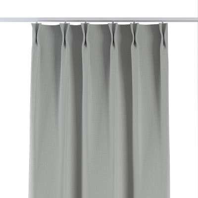 Vorhang mit flämischen Falten von der Kollektion Blackout 280 cm, Stoff: 269-13