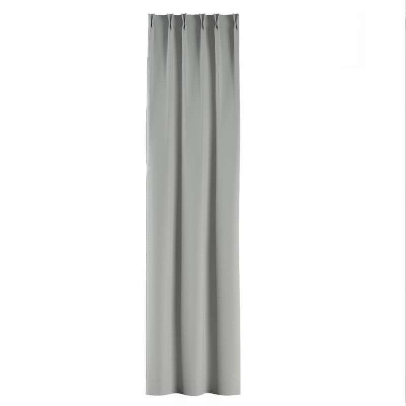 Zasłona na haczykach flex w kolekcji Blackout 280cm, tkanina: 269-13
