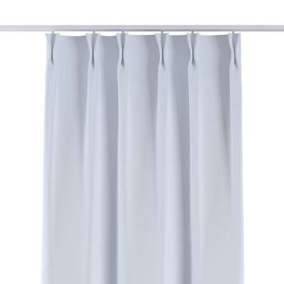 Curtian with pinch pleat 269-01 off white/pale greyish Collection Blackout