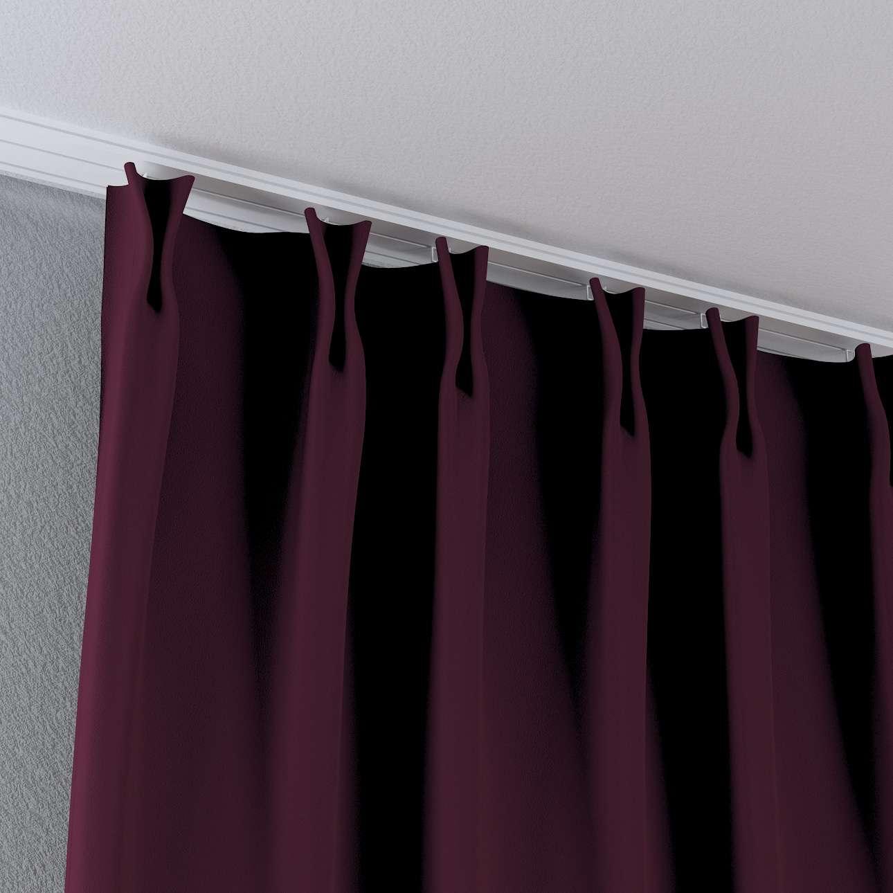 Záves so systémom FLEX V kolekcii Blackout - zatemňujúca, tkanina: 269-53