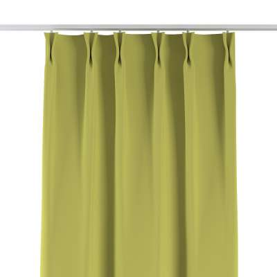 Curtian with pinch pleat 269-17 fresh stem green Collection Blackout