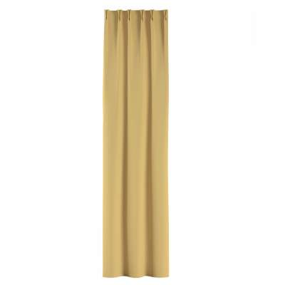 Zasłona na haczykach flex w kolekcji Blackout - zaciemniające, tkanina: 269-12