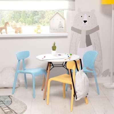 Zestaw naklejek Bears gray Naklejki dekoracyjne - Yellowtipi.pl