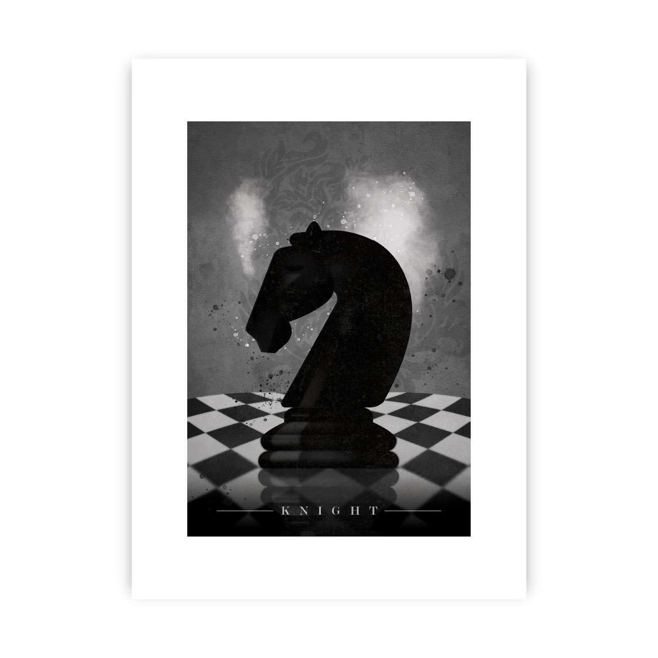 Plakat Chess III