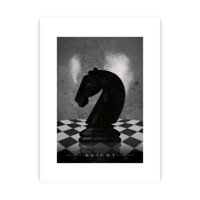 Poster Chess III Bilder - Dekoria.de