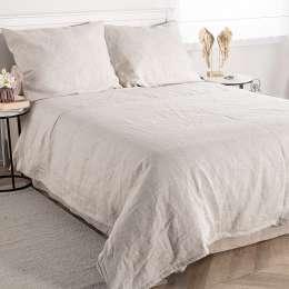 Bettwäscheset Linen 160x200cm natural