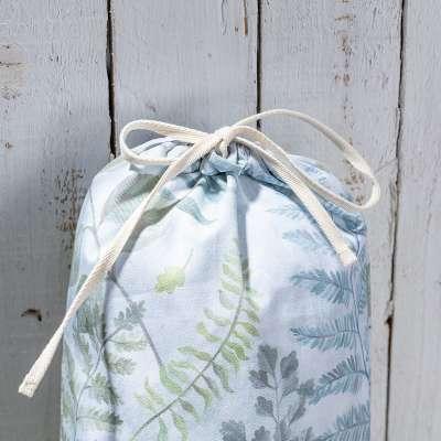 Worek kuchenny w kolekcji Pastel Forest, tkanina: 142-46