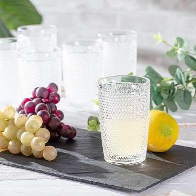 Komplet szklanek Elise 6szt. 300ml