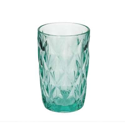 Glas Basic Turquoise 300ml Aardewerk - Dekoria.nl