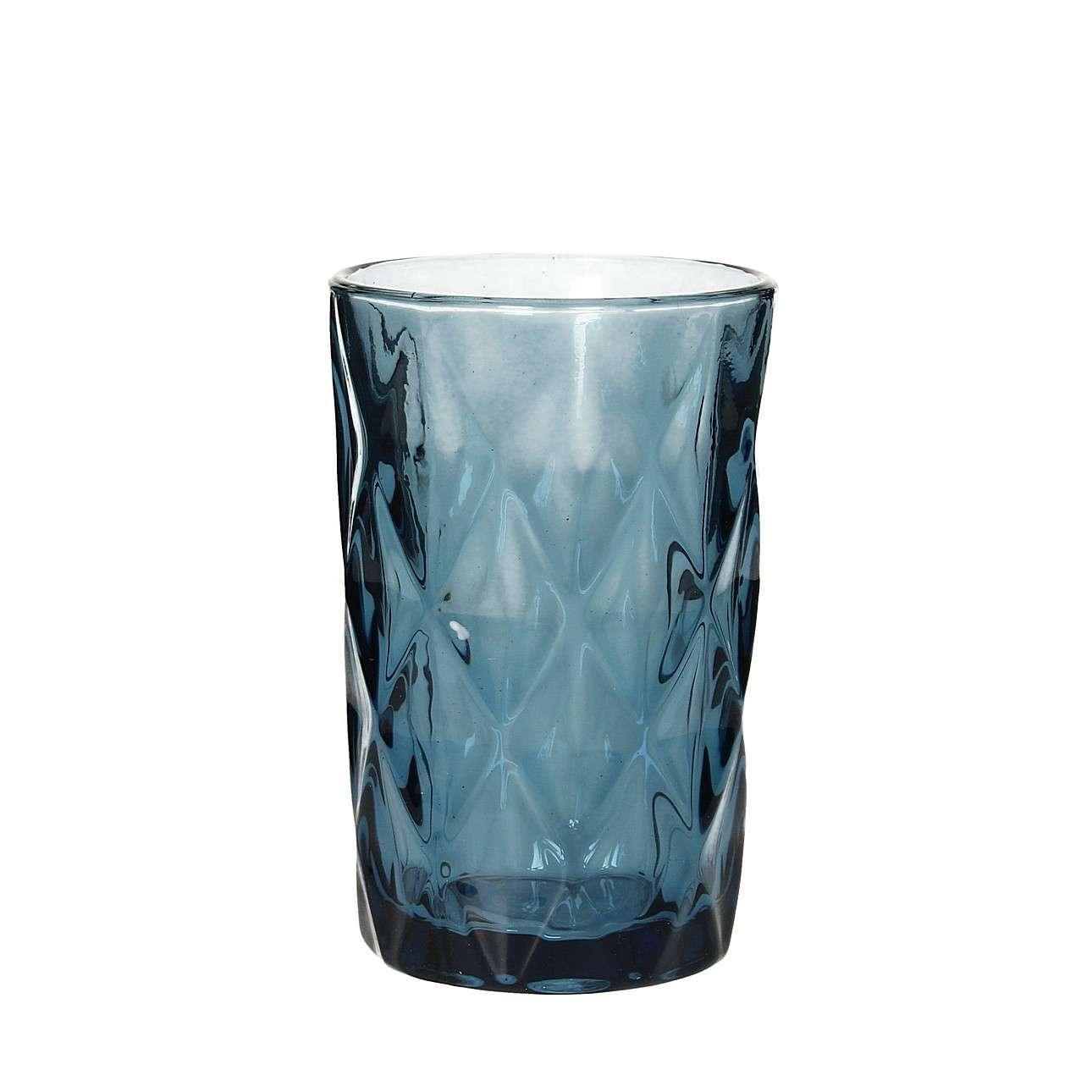 Glas Basic Blue 350ml
