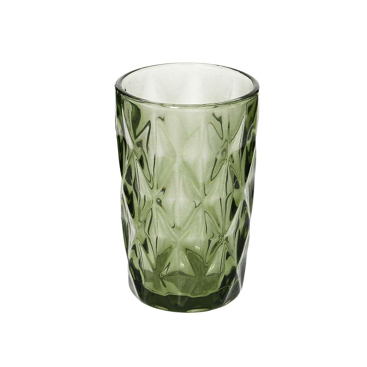 Sklenice Basic Green 350ml