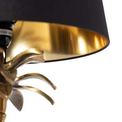 Stehlampe Gold Palm 157cm