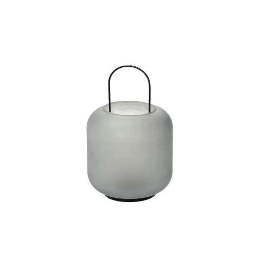 Świecznik/lampion Pure 30cm grey