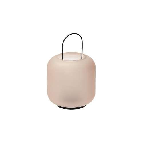 Świecznik/lampion Pure 30cm pink