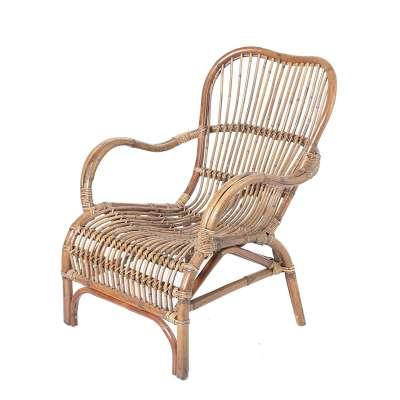 Fotel rattanowy Nusa