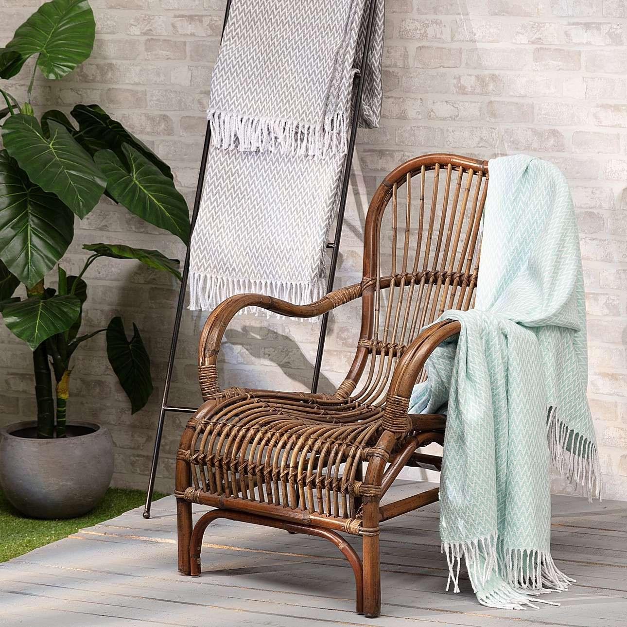 Krzesło rattanowe Nusa