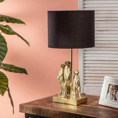 Lampa stołowa Meerkats 52cm