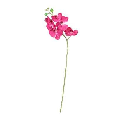 Kunstblume Orchidee pink 65 cm Kunstblumen - Dekoria.de
