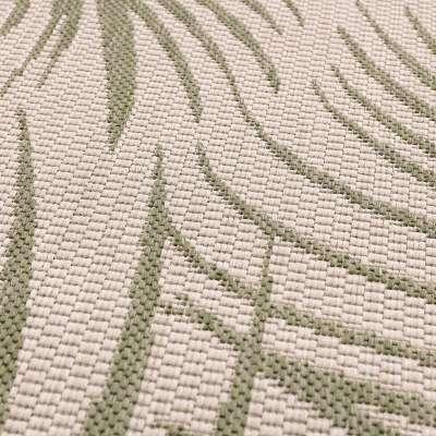 Dywan Lineo wool/ jungle green 120cm