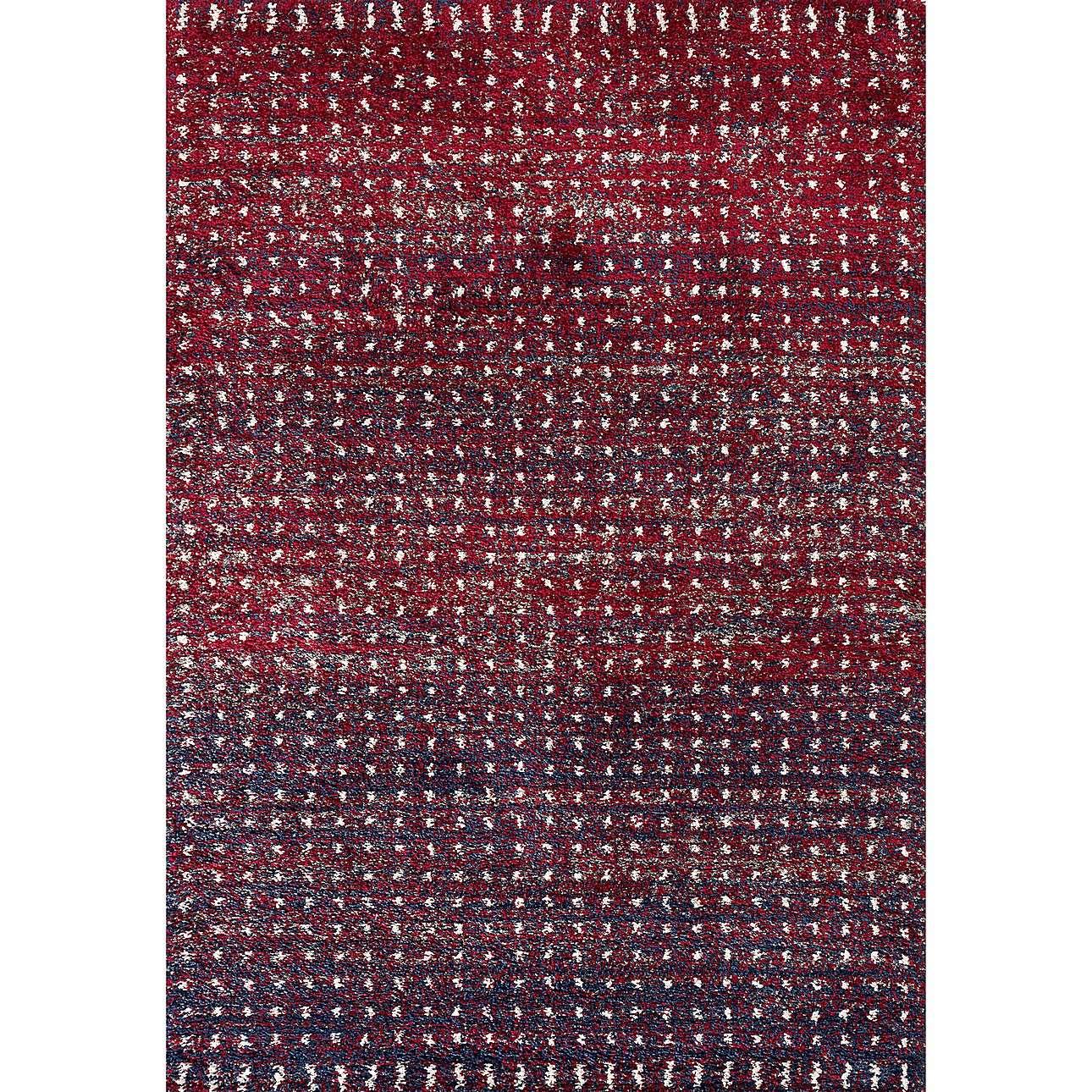Teppich Royal cherry red/navy 160x230cm