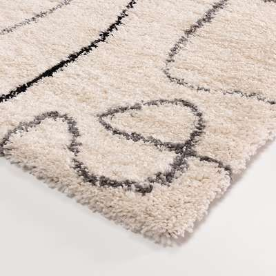 Teppich Royal Lines cream 160x230cm