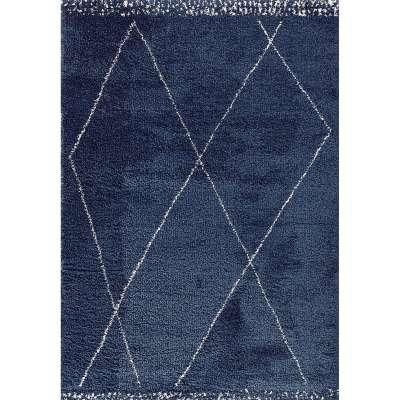 Koberec Royal sailor blue/cream 160x230cm Koberce - Dekoria-home.cz