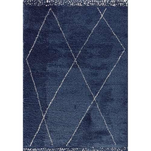 Koberec Royal sailor blue/cream 160x230cm