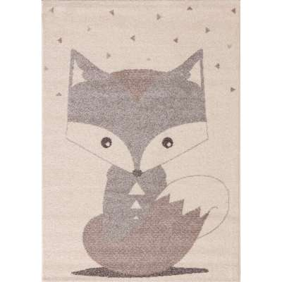 Dywan Cute Fox dim color 120x170