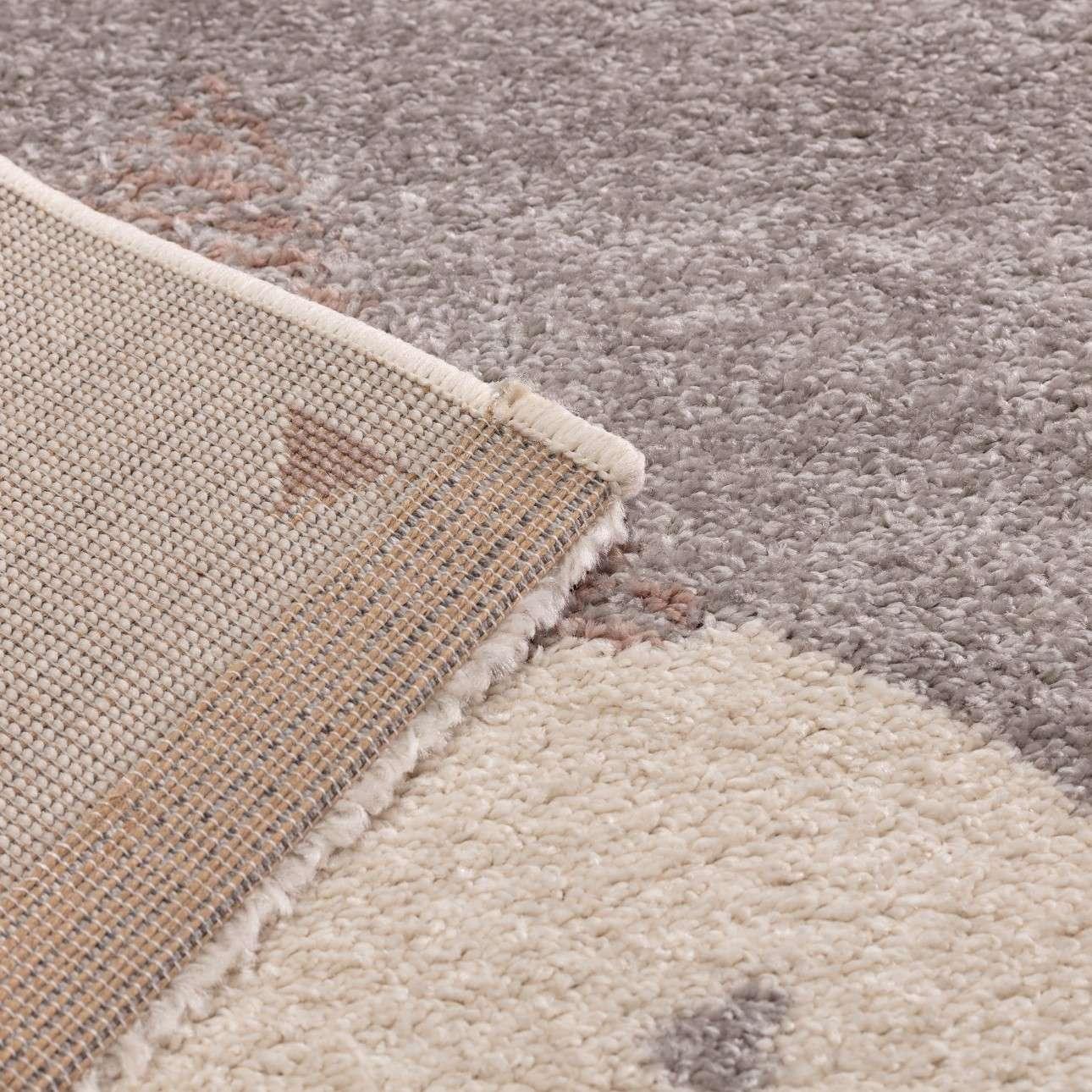 Cute Fox dim colour carpet 120x170