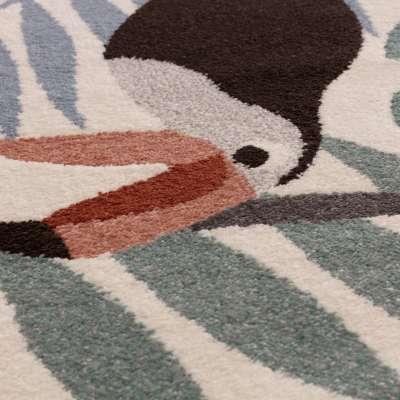 Toucans carpet 160x230