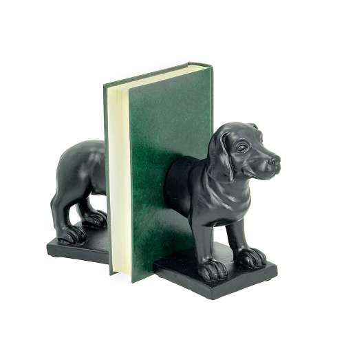 Podpórki do książek Dog 18cm