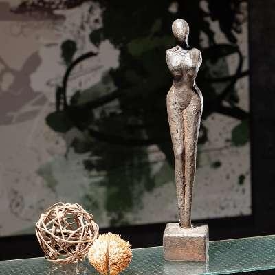 Dekoobjekt Woman 40cm