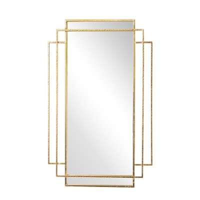 Zrcadlo Carine 63x100cm Dekorace - Dekoria-home.cz