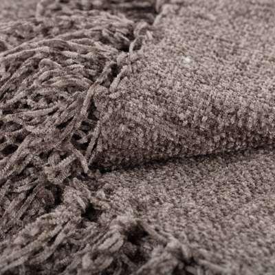 Prehoz Suomi 180x260 cm jednofarebný zemitá šedá