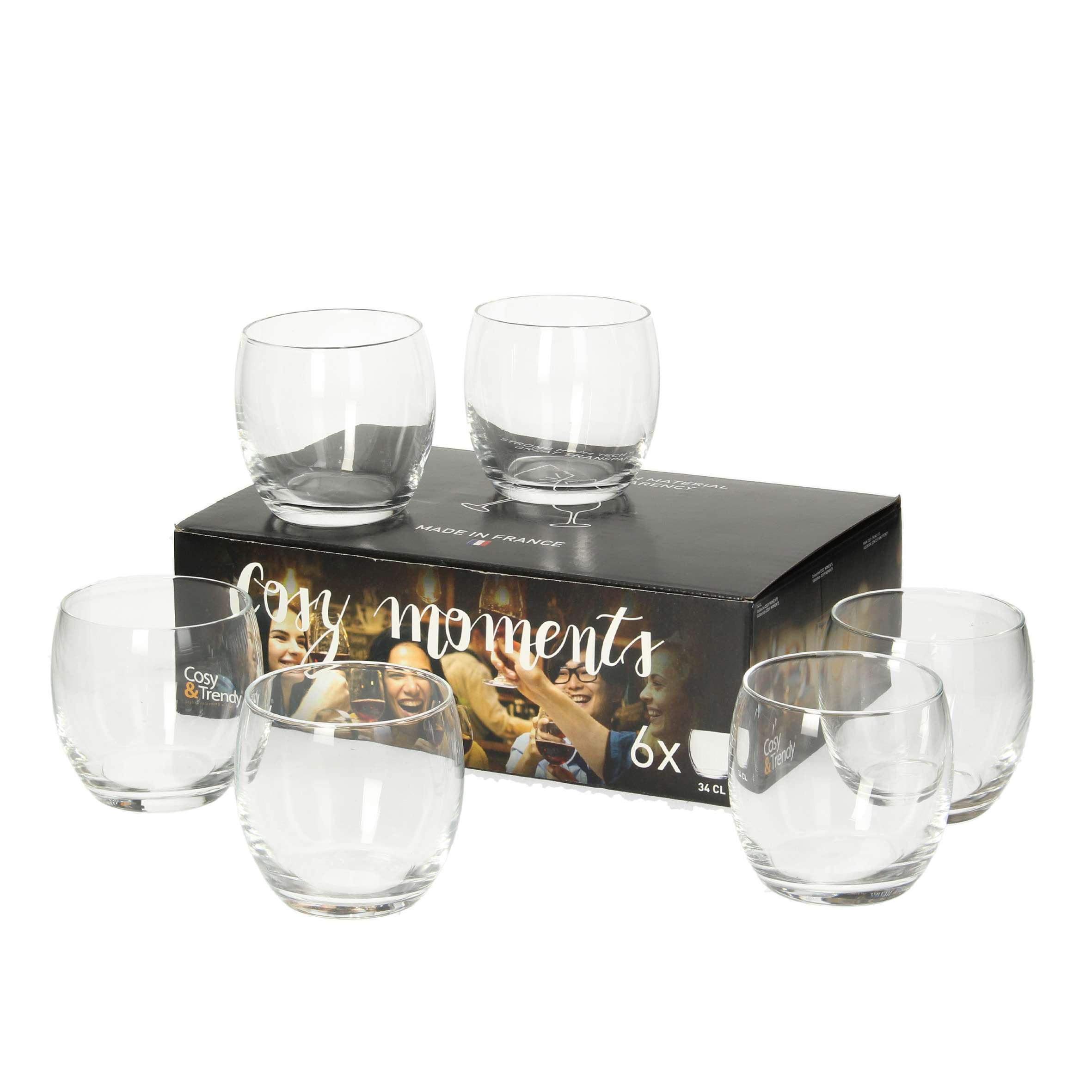Gläser Mia im Set 6 Stck.320ml