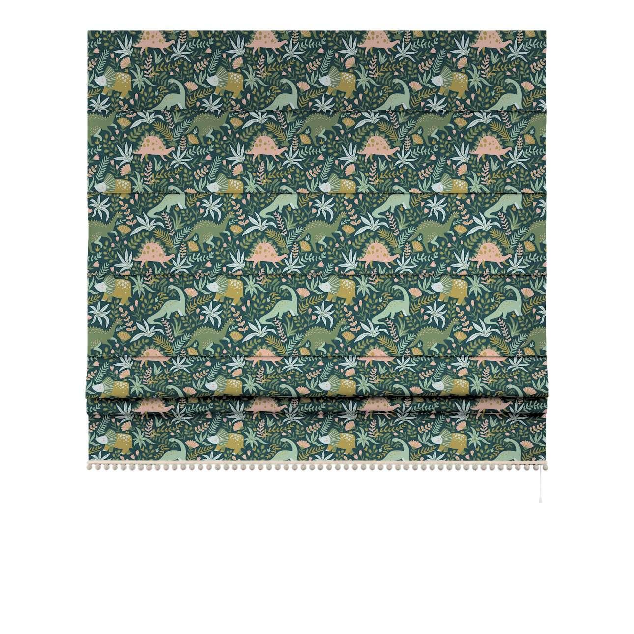 Raffrollo mit Bommeln von der Kollektion Magic Collection, Stoff: 500-20