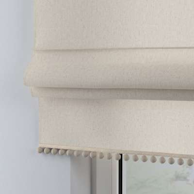 Roman blind with pompoms in collection Happiness, fabric: 133-65