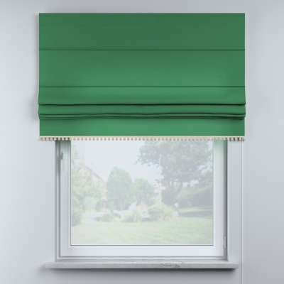 Roman blind with pompoms in collection Happiness, fabric: 133-18