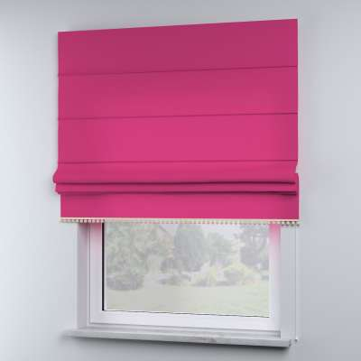 Roman blind with pompoms in collection Happiness, fabric: 133-60
