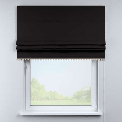 Roman blind with pompoms in collection Cotton Story, fabric: 702-09