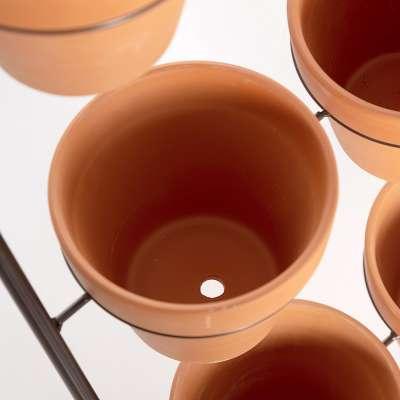 Kwietnik-stojak Ida 55x53x70cm