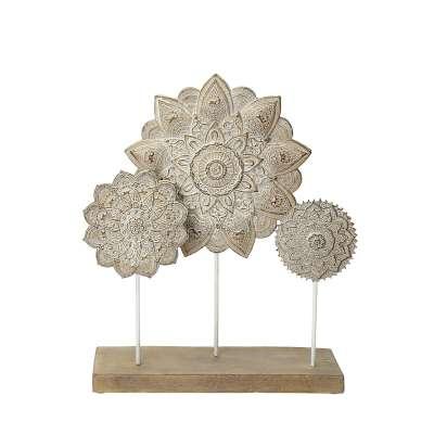 Dekoracja Mandalas 38cm