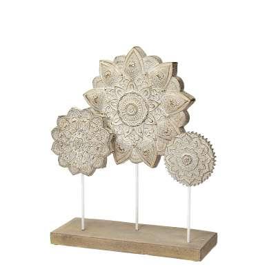 Dekoobjekt Mandalas 38 cm