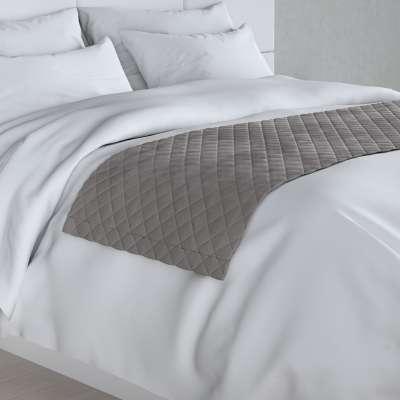 Narzuta hotelowa bieżnik Velvet 60x200cm 704-11 gołębi szary Kolekcja Velvet