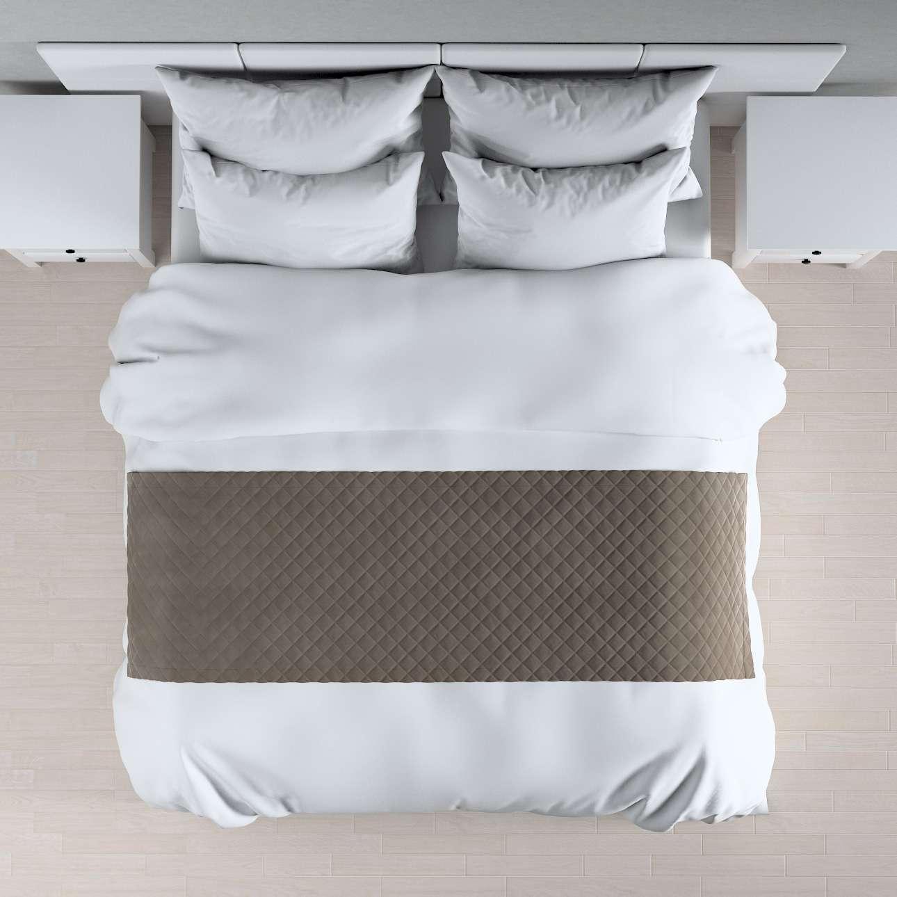 Narzuta hotelowa bieżnik Velvet 60x200cm w kolekcji Velvet, tkanina: 704-19
