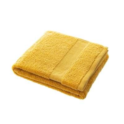 Handtuch Cairo 50x90 cm yellow Badtextilien - Dekoria.de