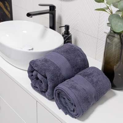Ręcznik Cairo 50x90cm graphite