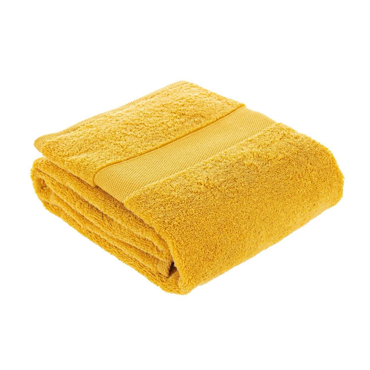 Ručník Cairo 70x140cm yellow