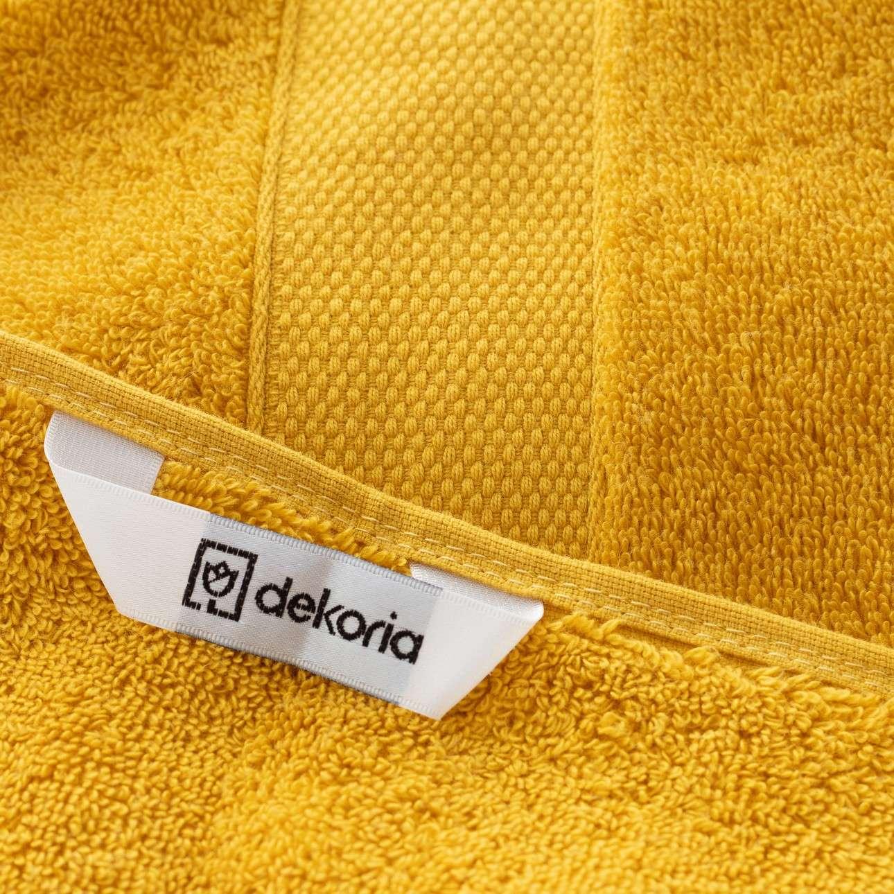 Ręcznik Cairo 70x140cm yellow
